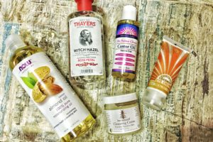 Beauty Diary: All Natural