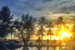 Phuket Travel Diary: Le Meridien Phuket Beach Resort