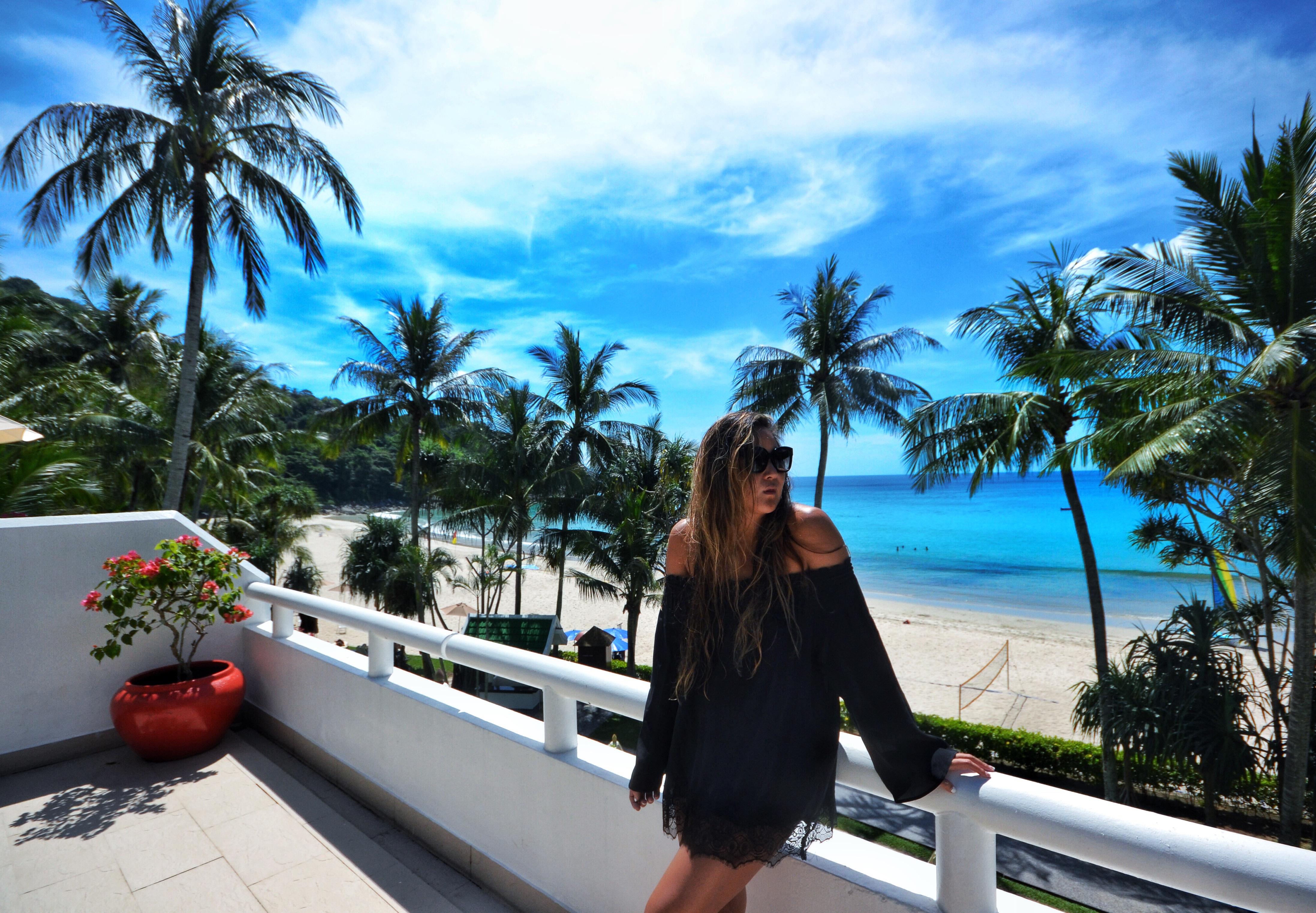 Phuket Travel Diary: Le Meridien Phuket Beach Resort | Christing C. | Bloglovin'