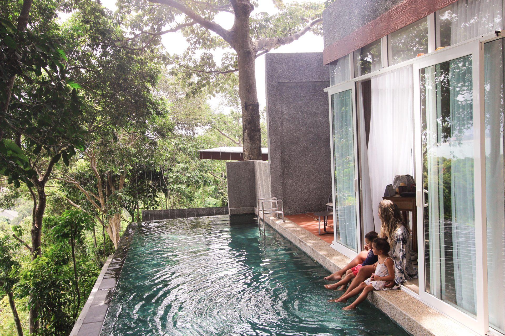 Malaysia Travel Diary  Ambong Ambong Pool Villas Langkawi